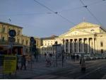 Mnichov - Pokladnice (Schatzkammer) a divadlo / opera (Bayerische Staatsoper)