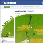 Facebook - Masáže Jánský